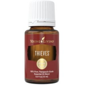 New YOUNG  LIVING Thieves blend essential o…